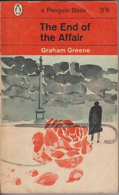 My favorite book, is The End of the Affair by Graham Greene which deals with religion and love and life and war in this beautiful timeless way . It makes me cry every time.