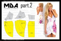 ModelistA: A3 NUMo 0129 DRESS PART2