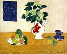 Ivy in Flower Henri Matisse - 1941