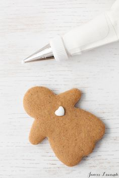 Decorated gingerbread people-- | Janice Lawandi @ kitchen heals soul