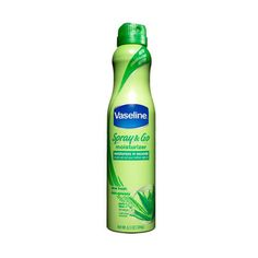ALL YOU's Best Beauty Buys of 2013 | Best Moisturizer for Body: Vaseline Spray and Go Moisturizer | AllYou.com