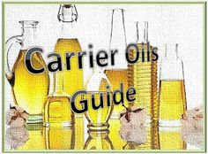 CARRIER OILS GUIDE - Aromatherapy ❧  #carrieroils #essentialoils #therapeutic #relaxation #massage Carrier Oils, Alternative Medicine, Natural Health, Aromatherapy, Health And Beauty, Massage, Essential Oils, Lifestyle, Aroma Therapy