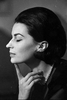 Silvana Mangano by Angelo Frontoni