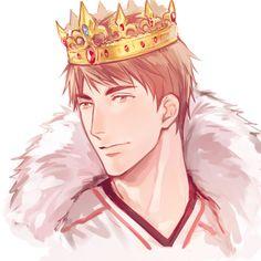 Uncrowned King - Kiyoshi Teppei