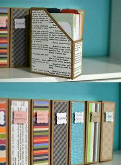 diy, book, and ideas Bild