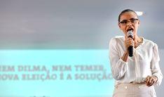 Ex-ministra do Meio Ambiente fez afirmações incorretas sobre problemas brasileiros ao anunciar pré-candidatura à Presidência