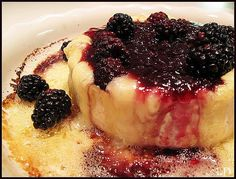 Delicious: Blackberries & Brie