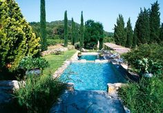 Pools in Provence