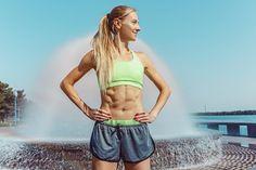 Droog trainen protocol: Wat is het en werkt het ook? | fitnessreceptenboek Female Poses, Free Photos, Fit Women, Bikinis, Swimwear, City, Fitness, Templates, Woman