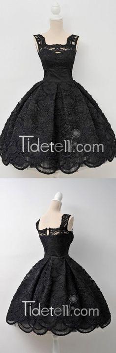 Dress in black♥