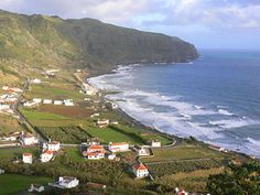 Minha praia! Santa Maria, Azores  Mom's island.  We need to go back again!