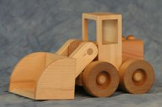 Construction Series Payloader Order today and help support us on Kickstarter..