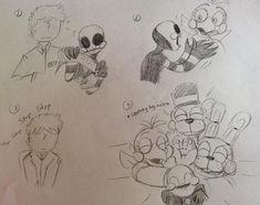 Fnaf the marionette