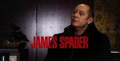 James Spader - The Blacklist |