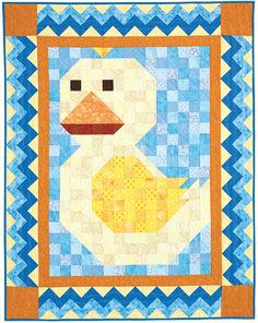 Quiltmaker's Quack Patch, March/April '11 issue, quiltandsewshop.com