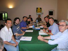 MR Editorial Board Meeting, Casola Valsenio, 26 June 2006