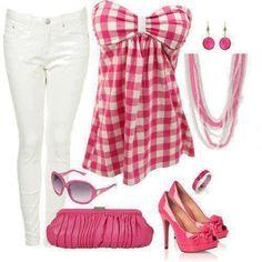 summer pink <3