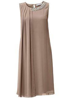 Heine Sequin Chiffon Dress - Mom Dress Casual - ideas of Mom Dress Casual - Heine Sequin Chiffon Dress African Fashion Dresses, Fashion Outfits, Formal Dress Patterns, Mode Kimono, Pronovias, Abaya Fashion, Women's Fashion, Fashion Tips, Casual Dresses