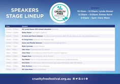 Speakers lineup announced!!!