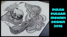 Dulha-Dulhan Mehndi Design Step By Step Tutorial 2016 Mehendi on eid day is considered to be a good thing to have. Not only muslim community are using this henna. India Pakistan Bangladesh most of the Arabic country uses henna. Even Bollywood celebrity Aishwarya Rai Bachchan Katrina Kaif Soha Ali Khan Anushka Sharma Kangana Ranaut  so on have seen to use mehendi/mehedi/henna.  Eid-ul-Fitr and Eid ul Adha are two big occasion for muslim community to celebrate.  Eid ul Fitr 2016 is coming.  so…