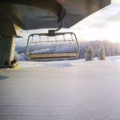 Le beau soleil du mercredi matin ☀️ ❄️ #skirelais Instagram, Wednesday, Sun, Beauty