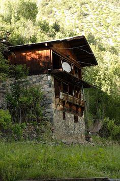 village house near Göle, Ardahan