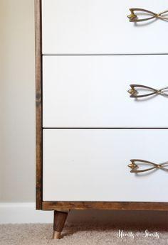 Ikea Rast Nightstand | Hearts & Sharts | www.heartsandsharts.com