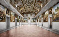David Chipperfield . Ampliación del Museo del Prado . Madrid (4)