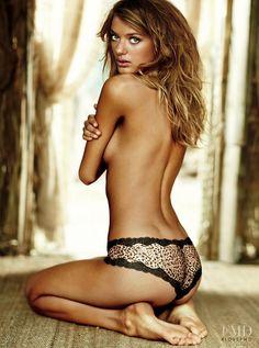 Photo feat. Bregje Heinen - Victoria's Secret - Spring/Summer 2012 Ready-to-Wear - Catalogue | Brands | The FMD #lovefmd