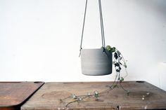 Andrea Roman for Botany - 'Naked Clay' Grey Tones  — B O T A N Y