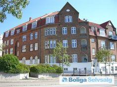 Jyllandsgade 13, 2. tv., 8800 Viborg - Udsigt i midtbyen #viborg #ejerlejlighed #boligsalg #selvsalg