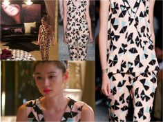"Cutest pj's ever from ""My Love from the Stars"" Marc by Marc Jacobs Spring/Summer 2014 Collection"