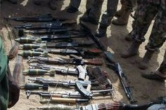 1,050 Boko Haram fighters surrender: No fewer than 1,050 Boko Haram fighters have surrendered to the Nigeria Army in Lake Chad and Monguno…
