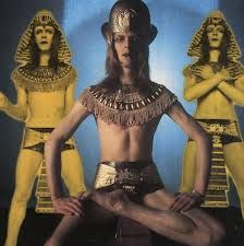 bowie egyptian