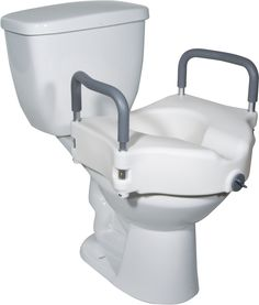Raised toilet seats are designed for anyone with decreased strength, endurance and balance. Seniors fit into this category. Installing a raised toilet seat is an excellent way to reduce the risk of falls!  SHOP NOW!