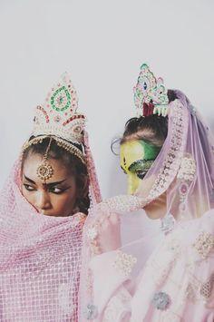 Ashish SS17 LFW Womenswear Dazed