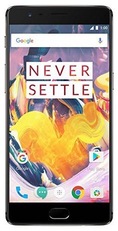 OnePlus 3T (Gunmetal 6GB64GB) This has a rating of above 4 stars and remains among the popular selling items in Electronics category in India. Click below to see its Availability and Price in YOUR country.