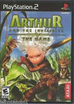 Arthur and The Invisibles Sony PlayStation 2 2007 Genre Action Adventure | eBay