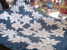 PONO Hawaiian quilt BedSpreadStudents student's bed cover gallery