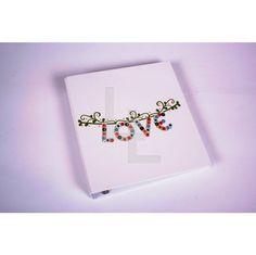 Carpeta 3 anillos de 40 mm love
