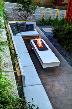 Image result for mid century modern water feature