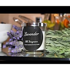 Unwind and #relax with this soothing aroma of a fresh lavender harvest. All #brfragrance candles are made using only the finest highest quality purest ingredients. Free of palm wax, petroleum, paraffin or beeswax products, free of pesticides & herbicides, free of toxic materials and genetically modified materials #brfragrance
