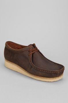 Clarks Wallabee Shoe #urbanoutfitters