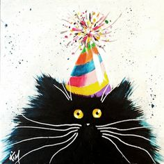 Picture of Party Cat