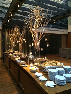 American Craft Kitchen & Bar....doubles as an exciting and innovative venue for Corporate & Social Events...Hyatt Regency Chicago