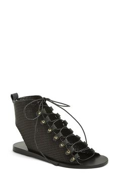 Ancient Greek Sandals 'Mache' Perforated Sandal (Women) available at #Nordstrom