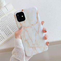 Glossy Marble Case - Style 4 / iPhone X/XS