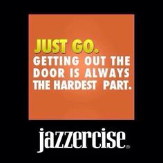 Get out and work it out at a Jazzercise Class!