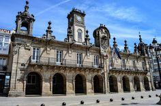 Ayuntamiento de Lugo (Lugo - Spain)