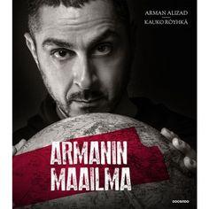 Kirja ARMANIN MAAILMA - Partioaitta -kirja  - joululahjavinkki - joululahja - christmas - present www.partioaitta.fi